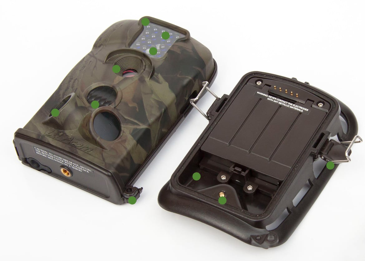 Wildlife cameras with the special design