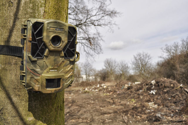 Trail wireless wildlife cameras for communes and municipalities
